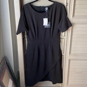 NWT bobeau black dress size S